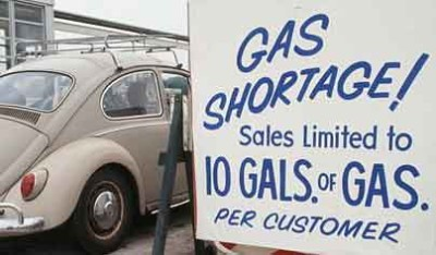 Click to learn more about the 1973 oil embargo and gas rationing