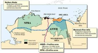 Click to learn more about ANWR as a region from ANWR Dot Org