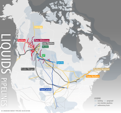 Click to learn more about Canada's liquid energy piplelines