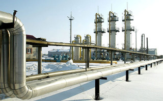 Natural Gas Terminal - Click to learn more about this clean energy