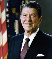 Click to learn more about President Ronald Readan Ronald Reagan