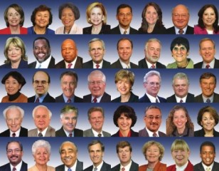 Democratic heads - Click to visit The Democrats who have wasted TRILLIONS on Twitter!