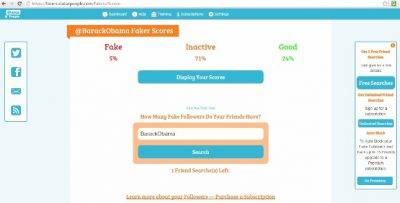 Click to learn about Barack Obama FAKE Twitter followers!