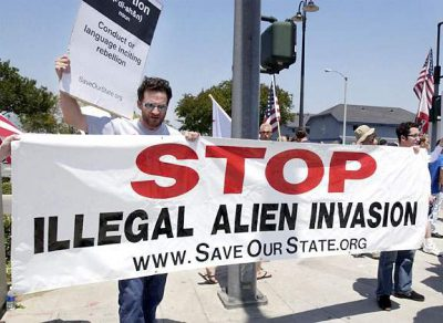 Click to learn about stopping Illegal immigration voter FRAUD promoted by Barack Obama and Hillary Clinton!