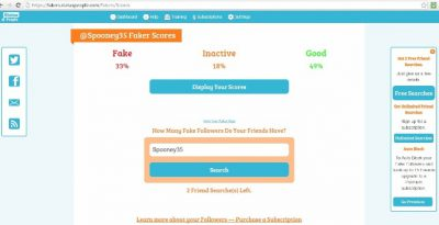 Click to learn about Spooney35 FAKE Twitter Followers!