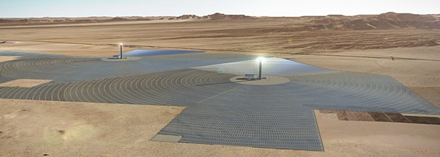 Brightsource Energy Palen CSP - Click to learn more at their official web site!