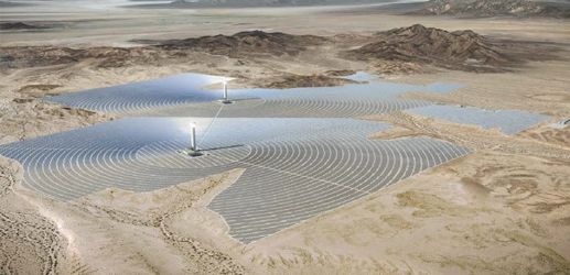 Click to learn more about Brightsource Energy Rio Mesa CSP System mothballed by California PUC and Environmental Luddites