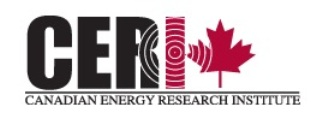 Canadian Energy Research Insitute banner logo