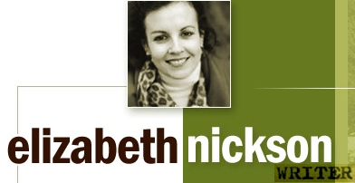 Elizabeth Nickson banner - Click to learn more at her official web site