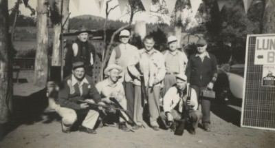 Pacific Rod and Gun Club circa 1948 - Click to learn more!
