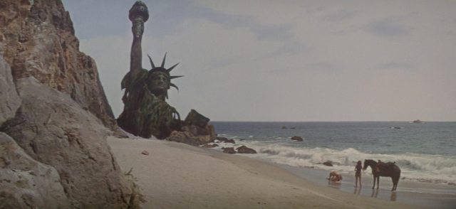 Planet of the Apes - You Blew It Up