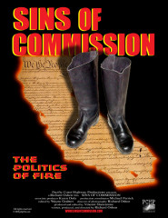 Sins of Commissions banner poster - Click to learn more about the corrupt California Coastal Commission