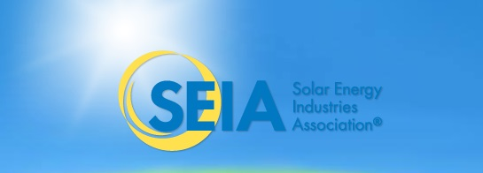 Solar Energy Industry Association banner logo - Click to learn more at their official web site!