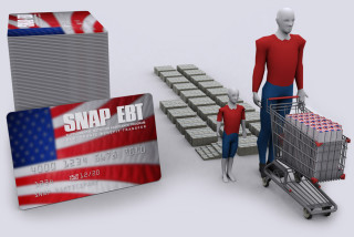 America: The Food Stamp Nation - Click to learn more