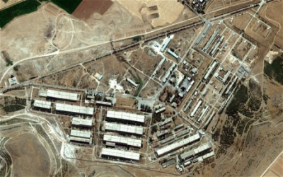 Syria Chemical Weapons facilities shown to UK Parliament