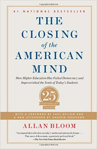 Click to learn about Closing of the American Mind