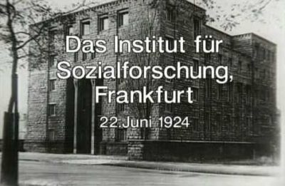 Click to learn about the Frankfurt School