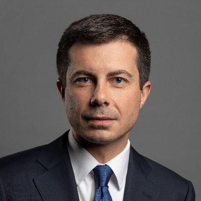 Click to visit and follow Pete Buttigieg on Twitter