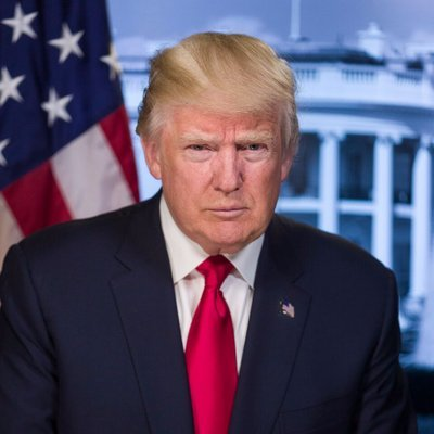Click to visit and follow POTUS Donald Trump on Twitter!
