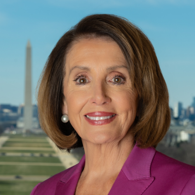 Impeachment Hoax Queen Bungling Blackmailer Speaker Pelosi Throws In the Towel to Senator McConnell!