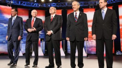 Click to read about 2008 GOP Debate Candidate results