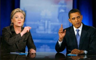 Click to learn about 2008 Top DNC Debate Candidates