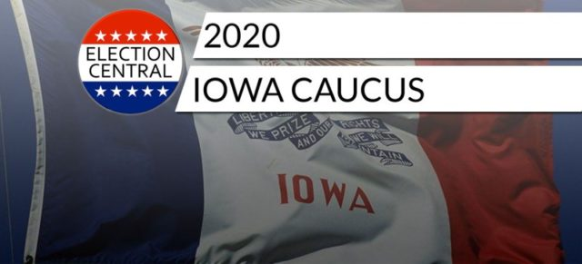 Click to learn about the Iowa Caucuses 2020 at Election Central