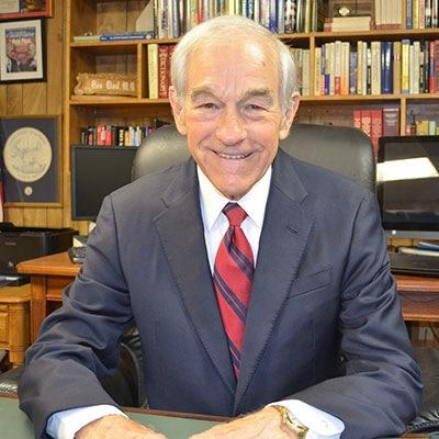 Click to visit and follow Ron Paul on Twitter!