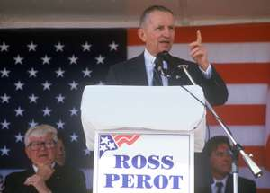 Click to learn about Ross Perot