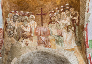 Constantine embraced Christianity
