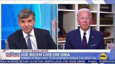 George Stephanopoulos Interviews Joe Biden The Truth About Objective Journalism