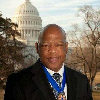Representative John Lewis on Twitter