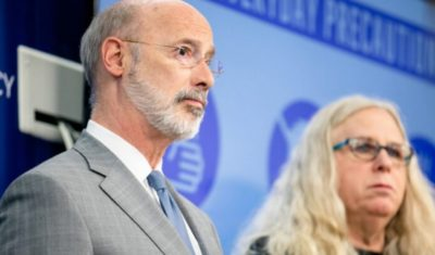 2020-09-14 Ruling against Governor Wolf of Pennsylvania