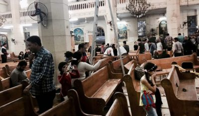 Click to learn about Christians under attack worldwide
