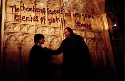Harry Potter and the Chamber of Secrets Enemy of the Heir... Beware!