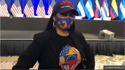 Liliana Moreno sees President Trump as socialism prevention