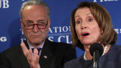 Senator Schumer and Speaker Pelosi - bad politicians