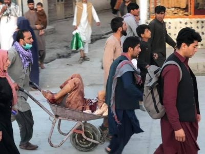 2021-08-26 Bloody victims Kabul suicide bombings